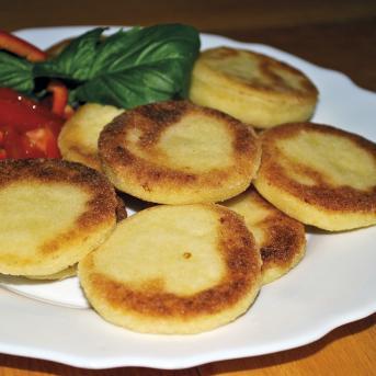 405c856966a Kynuté bramborové vdolečky se sýrem