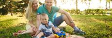 Tipy pro rodiny s dětmi